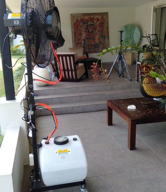 Layanan Sewa Kipas Angin Air Di Tangerang Terpercaya