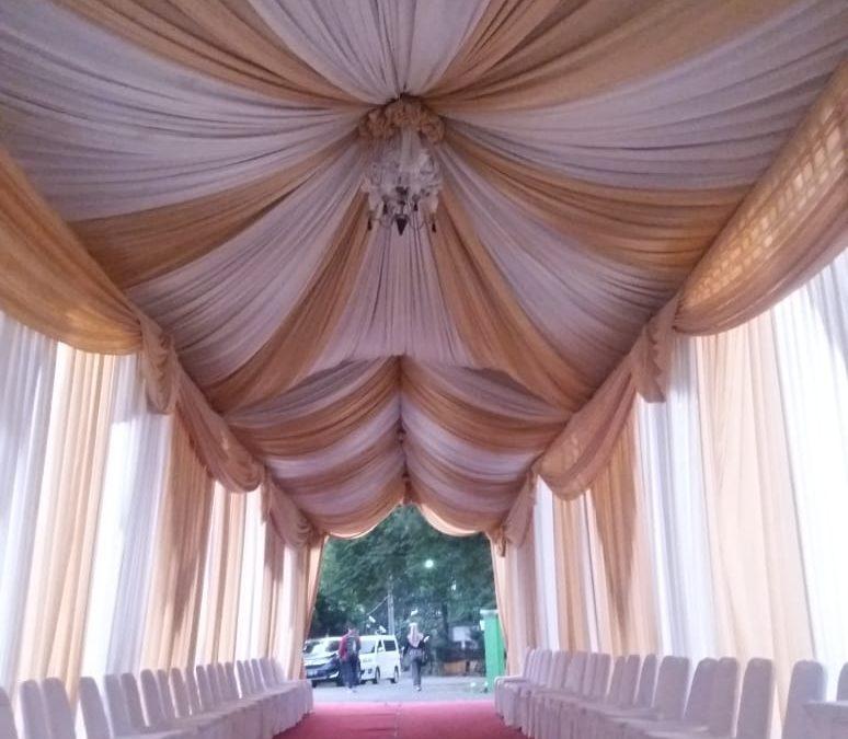 Sewa Tenda Pernikahan Tangerang Selatan
